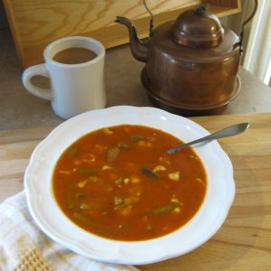 Fall Soup & Book Sale @ First Baptist Shelton, CT