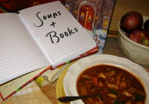 Fall Soup & Book Sale, First Baptist Shelton